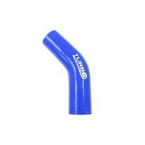Szilikon könyök TurboWorks Kék 45 fok 40mm